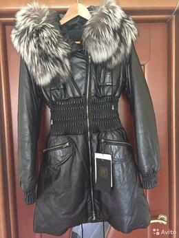 Пуховики - Куртка пуховик новый Fashion Furs Италия 44 46 М…, 0