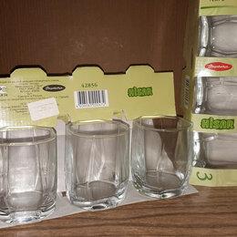 Бокалы и стаканы - Стаканы новые, 0