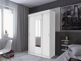 Шкафы, стенки, гарнитуры - Шкаф купе с зеркалом, 0