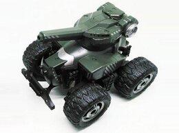 Радиоуправляемые игрушки - Р/У вездеход YED Firing Chariot (шарики)…, 0