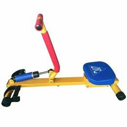 Гребные тренажеры - Гребной детский тренажер DFC VT-2700, 0