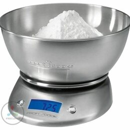 Кухонные весы - Весы кухонные PROFI COOK ProfiCook PC-KW 1040, 0