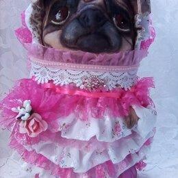 Куклы и пупсы - Кукла Мопс, 0