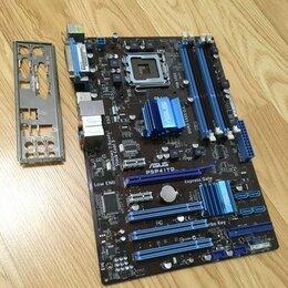 Материнские платы - Asus P5P41TD (775/DDR3), 0