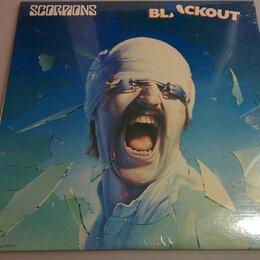 Виниловые пластинки - Scorpions, Blackout, USA, 1982, Original, Sealed, 0