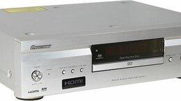 DVD и Blu-ray плееры - DVD проигрыватель Pioneer DV-989AVi, 0