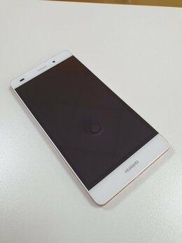 Мобильные телефоны - Huawei P8 lite, 0