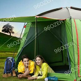 Палатки - Палатка шатер с полом, 0