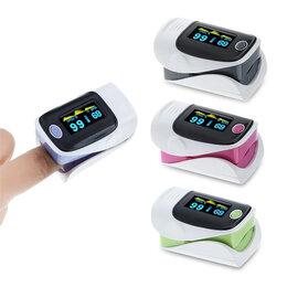 Приборы и аксессуары - Цифровой пульсоксиметр новый, 0