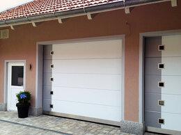 Заборы и ворота - Секционные гаражные ворота , 0