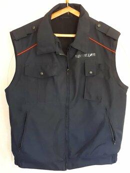 Куртки - Куртка-жилет МИЛИЦИЯ, 0