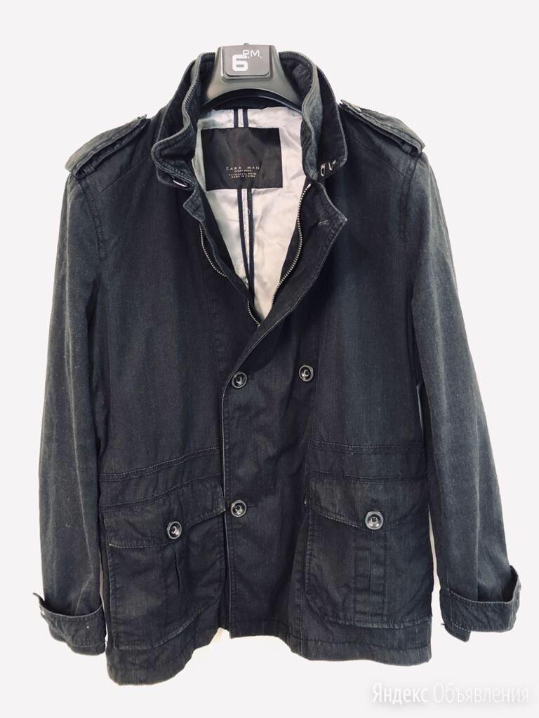 Куртка мужская Zara Man 50-52 размер по цене 1500₽ - Куртки, фото 0