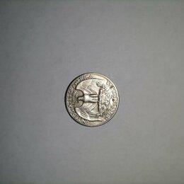 Монеты - Quarter dollar USA Liberty 1970, 0