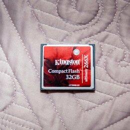 Карты памяти - Карта памяти Kingston CF Ultimate 32Gb-U2 266x, 0