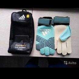 Аксессуары и принадлежности - Взрослые вратарские перчатки Adidas размер 11, 0