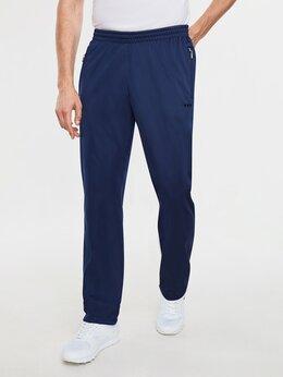 Брюки - Мужские спортивные штаны эластик синие (44-64), 0