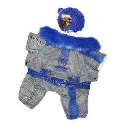 Одежда и обувь - теплый комбинезон костюм для собаки, 0