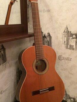 Акустические и классические гитары - Гитара Almansa 402 Испанская оригинал, 0