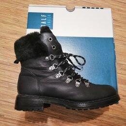 Ботинки - Женские ботинки зимние RALF RINGER Б/У, 0