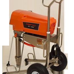 Инструменты для нанесения строительных смесей - Окрасочный аппарат ASPRO-7200 , 0