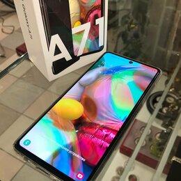 Мобильные телефоны - Samsung a71 на гарантии , 0