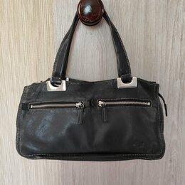 Сумки - Продаю женскую сумку черного цвета Francesco…, 0