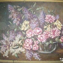 Картины, постеры, гобелены, панно - Картина Алексея Бруева 163x107, 0