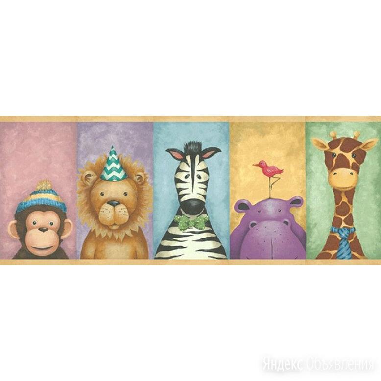Бумажные обои Wallquest Wallquest Pajama Party 5x0.2286 KJ51157B по цене 4170₽ - Обои, фото 0