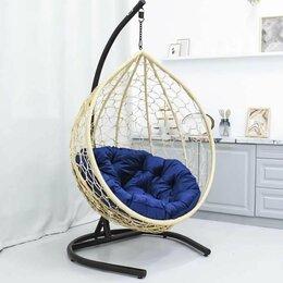 Подвесные кресла - Садовое подвесное кресло капля, 0