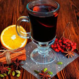 Ингредиенты для приготовления напитков - Смесь(цельная) для глинтвейна 40гр.,на 2-3л сока/вина, 0