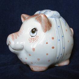 Копилки - Свинка-копилка, 0
