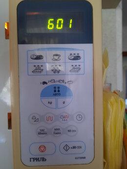 Микроволновые печи - Продам микроволновую печь с гриль фирмы самсунг, 0