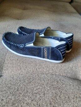 Туфли и мокасины - Мокасины. Детская обувь для мальчика, 31 размер, 0