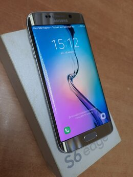 Мобильные телефоны - Смартфон Samsung Galaxy S6 edge (SM-G925F), 0