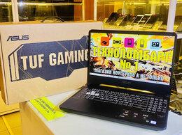 Ноутбуки - Новый iPS Asus TuF Gaming/ i5-9300H/ GTX 1650-4Gb, 0
