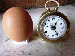 Часы настольные и каминные - Старинные часы будильник, очень редкие конец…, 0