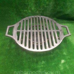 Решетки - Решетка чугунная круглая 43 см , 0