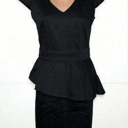 Платья - Платье с баской «SINEQUANONE». Made in Morocco.  42-44., 0