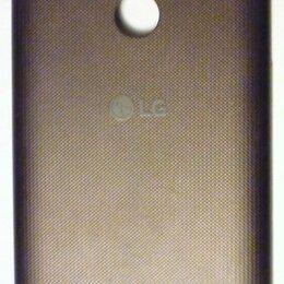Корпусные детали - Крышка АКБ от LG K7 2017, (LG X230), б/у, состояние на фото, 0