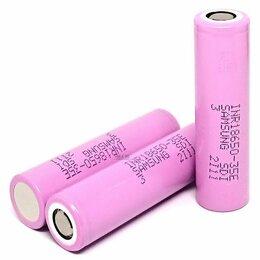 Аккумуляторы и зарядные устройства - Аккумулятор Li-ion Samsung INR18650-35E…, 0