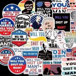 Интерьерные наклейки - Наклейки Joe Biden Джо Байден все разные, 0