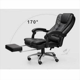 Компьютерные кресла - Офисное компьютерное кресло с вибромассажем , 0