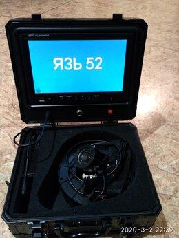 Эхолоты и комплектующие - Подводная камера для рыбалки Язь 52 Компакт 9.…, 0