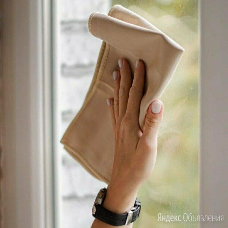 Салфетка для стекла по цене 410₽ - Тряпки, щетки, губки, салфетки, фото 0