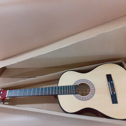 Акустические и классические гитары - Новая гитара классическая, 0