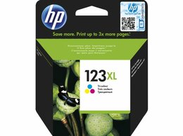 Картриджи - Картридж HP 123XL (F6V18AE), 0