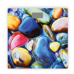 Напольные весы - IR-7260 Весы напольные цветные камни, 0