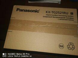 Радиотелефоны - Panasonic KX-TG2521RUT, 0