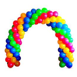 Воздушные шары - Арка из шаров на каркасе, 0