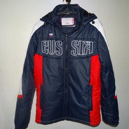 Куртки - Куртка мужская утепленная Russia, 0